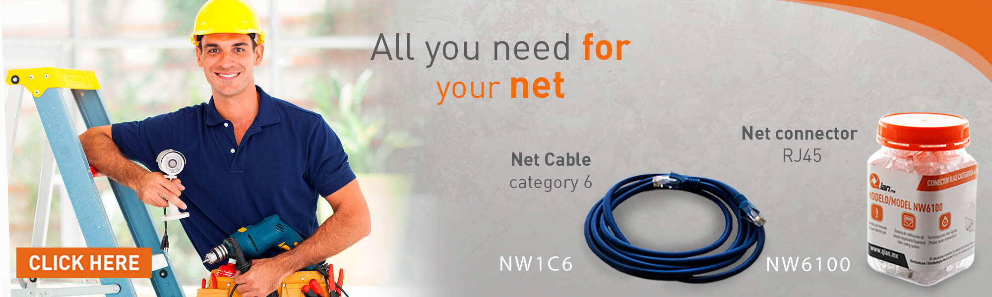 All you need for you net
